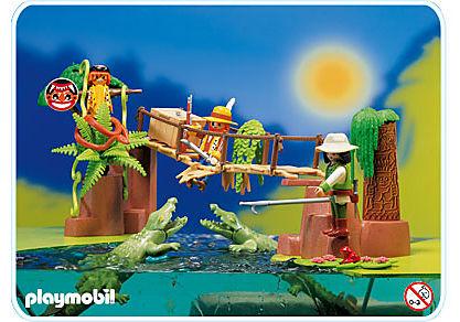 3016-A Alligatorschlucht detail image 1