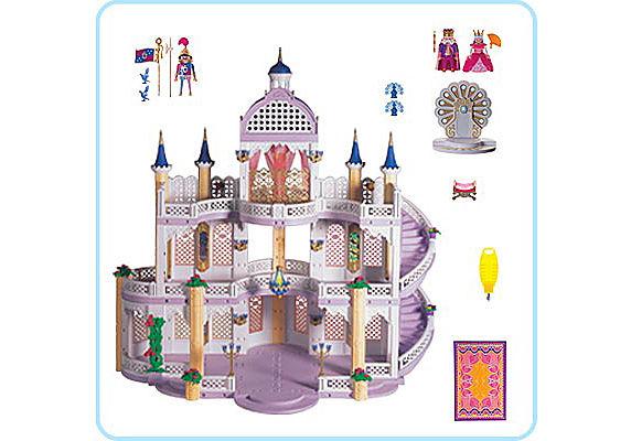3019-A Palais des merveilles detail image 2