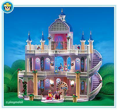Palais des merveilles 3019 a playmobil france for Palais princesse playmobil