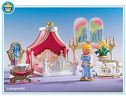 3020-A Chambre de la princesse detail image 1