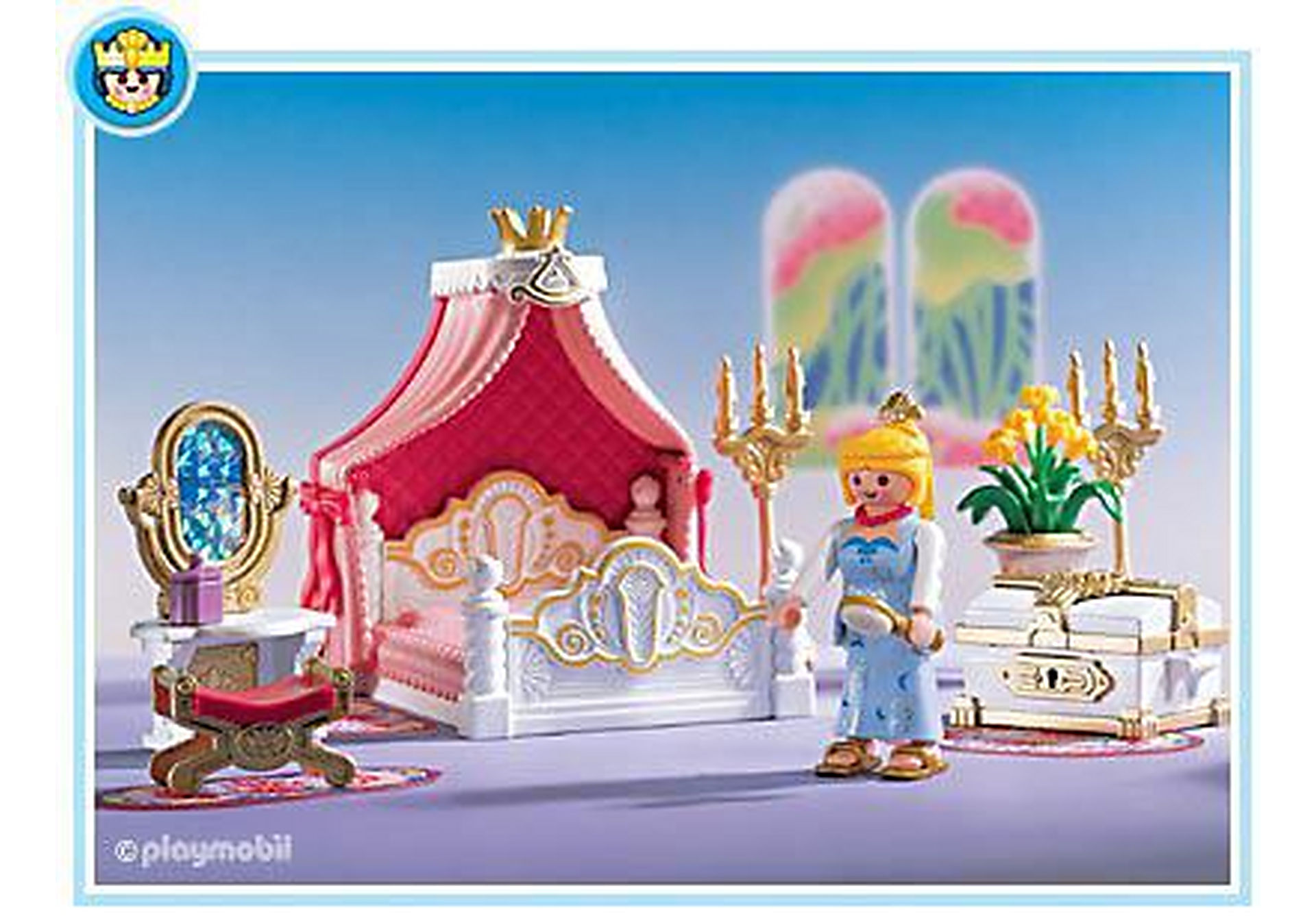 3020-A Chambre de la princesse zoom image1