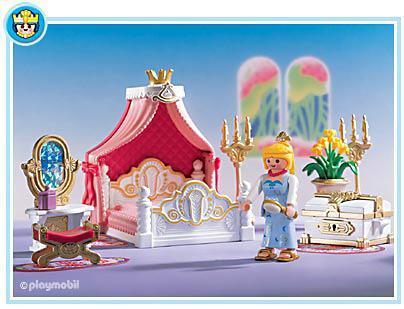 chambre de la princesse - Playmobil Chambres Princesses