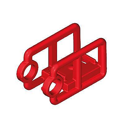 30201442_sparepart/Embout de lance rouge