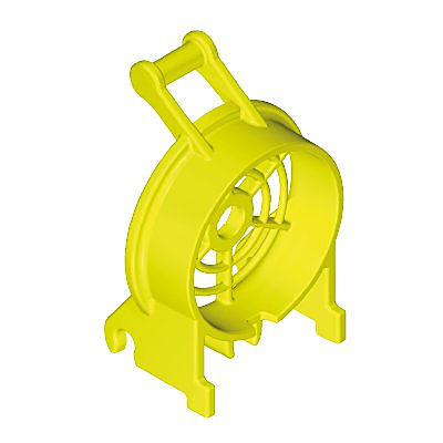 30202632_sparepart/Enveloppe ventilateur (jaune)