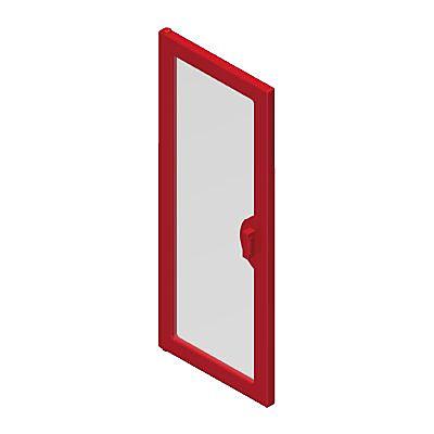 30202942_sparepart/Contour de porte rouge