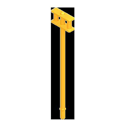 30203072_sparepart/Support de lampes (jaune)
