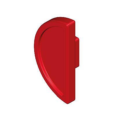 30205440_sparepart/DOOR HANDLE RED