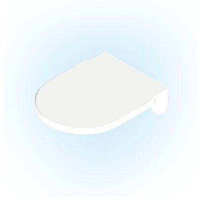 30207480_sparepart/BS-TOILET COVER,WHITE.
