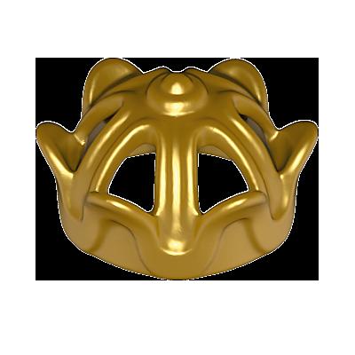30208250_sparepart/CROWN:KING(CHILD)  GOLD