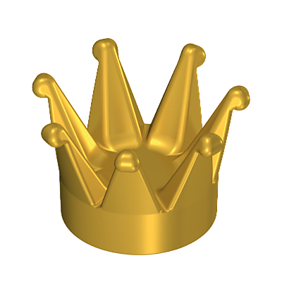 30209360_sparepart/CROWN: VEIL  GOLD