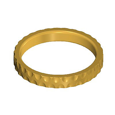 30209410_sparepart/HEAD BAND:GROOVED, GOLD