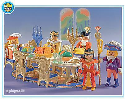 3021-A Festin royal detail image 1