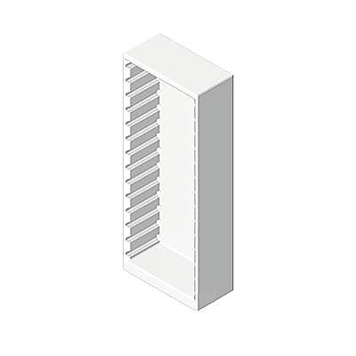 30210213_sparepart/CUPBOARD FOR WALL UNIT WHITE