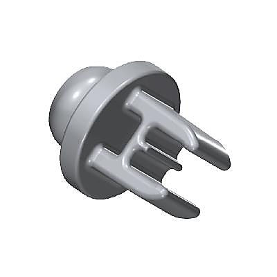 30210700_sparepart/CLIP WITH SYSTEM X KNOB GREY
