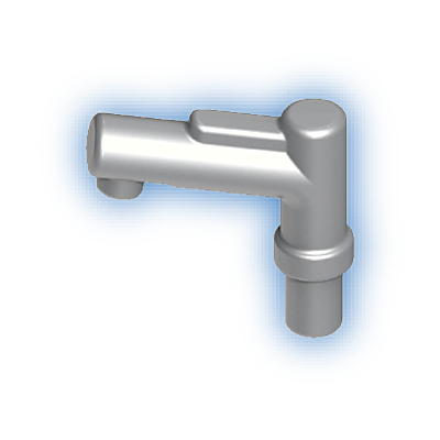 30211142_sparepart/FAUCET WITH LEVER GREY