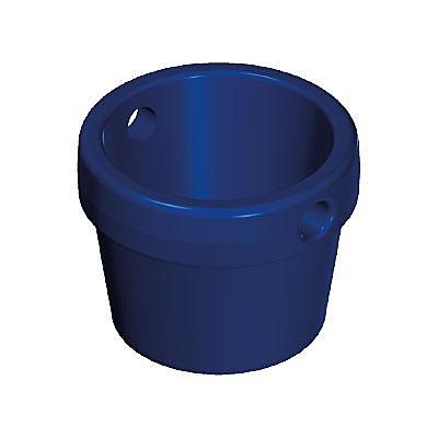 30211882_sparepart/BUCKER, SMALL DARK BLUE