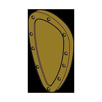 30212110_sparepart/Bouclier normandie or II