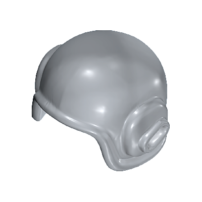 30212390_sparepart/helmet:flying silver