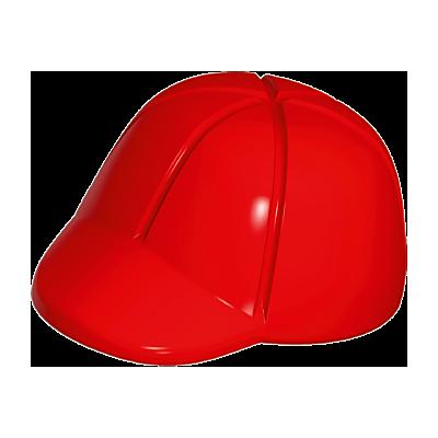 30212412_sparepart/Casquette enfant rouge