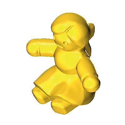30213322_sparepart/Poupée jaune