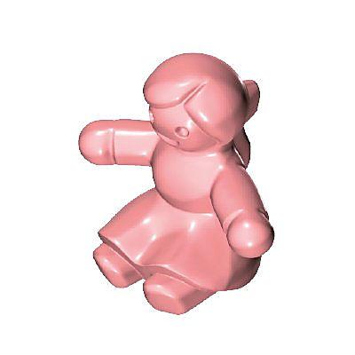 30213582_sparepart/Puppe sitzend