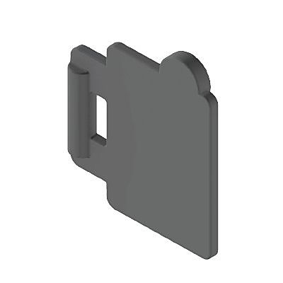 30214020_sparepart/CLIP-BOARD: SMALL, CLDGRY