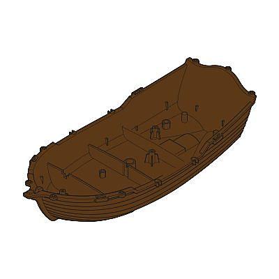 30214233_sparepart/Rumpf-Kanonenboot III