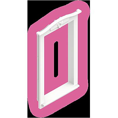 30214472_sparepart/Encadrement blanc pour fenêtres