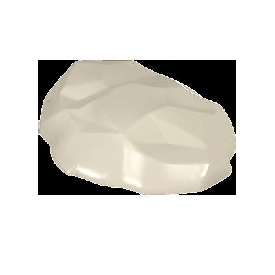 30215952_sparepart/2 moitiés de rocher gris