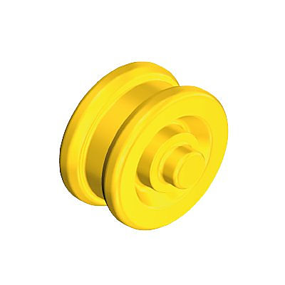 30216050_sparepart/RIM:II TRICYCLE YELLOW