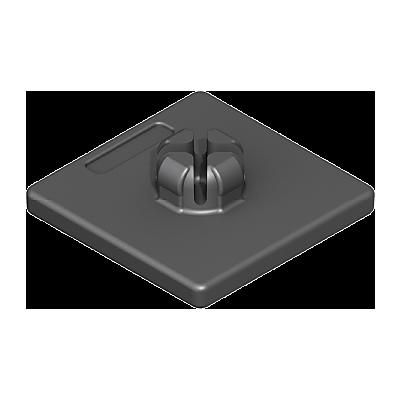 30216402_sparepart/Cache pilier carré et gris foncé