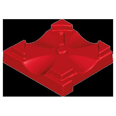 30216512_sparepart/Intérieur rouge du tiroir à roulette