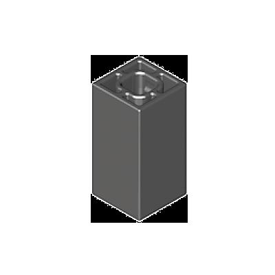 30216772_sparepart/BLOCK, SOCKETS AT BOTH ENDS -