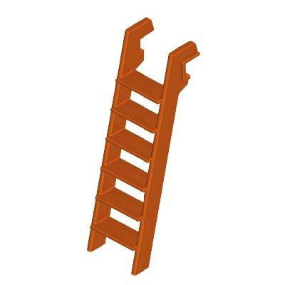 30216963_sparepart/LADDER  ANGELED  WITH HOOKS AT TOP DARK