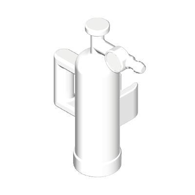 30217110_sparepart/OXYGEN CANISTER WHITE