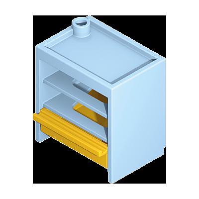 30217180_sparepart/instrument cabinet