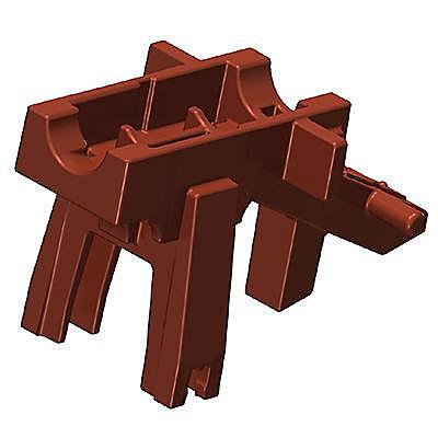 30217892_sparepart/Support en bois pour canon