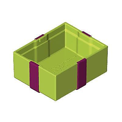 30217983_sparepart/Boite Paquet Cadeau Vert
