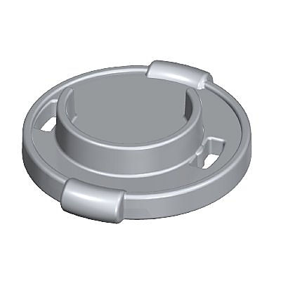 30218473_sparepart/PLATE FOR CAKE II SILVER