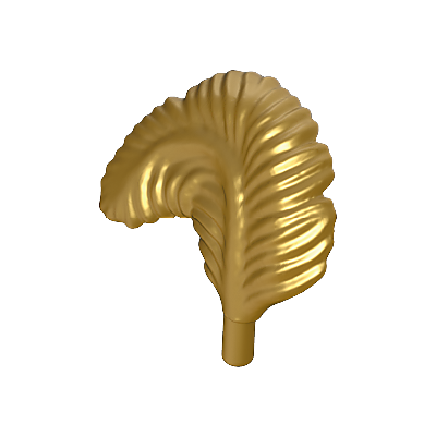 30219000_sparepart/FEATHER:OSTR.BNT.GOLD