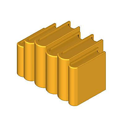 30220560_sparepart/BUNDLE OF BOOKS YELLOW