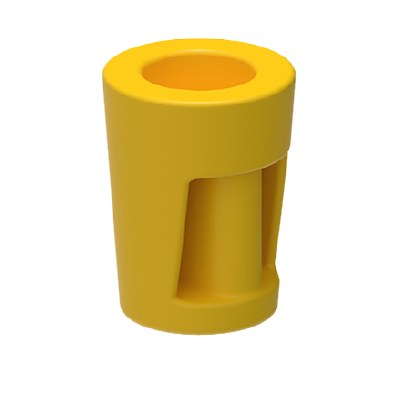 30222283_sparepart/DRINKING CUP  YELLOW