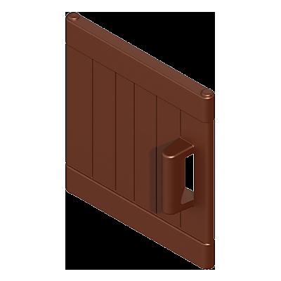 30222962_sparepart/Petite porte marron