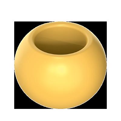 30224812_sparepart/Globe de lampe jaune