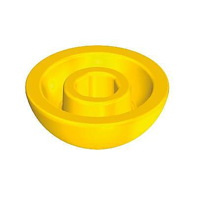 30225183_sparepart/Moitié de toupie (jaune)