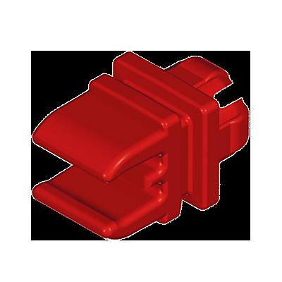 30225612_sparepart/Clip rouge