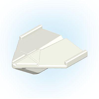 30226193_sparepart/PAPER AIRPLANE/DART WHITE