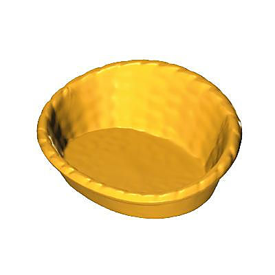 30229692_sparepart/BASKET, OVAL YELLOW
