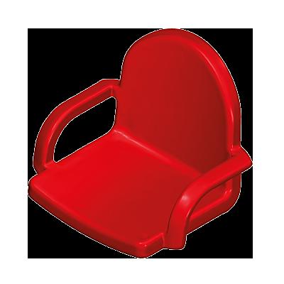 30230070_sparepart/SEAT OFFICE CHAIR II