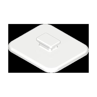 30230440_sparepart/BASE PLATE II WHITE